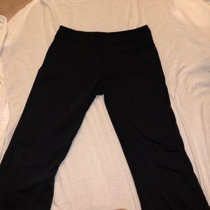 Lululemon Boot Cut leggings